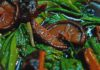Las verduras típicas en la cocina china