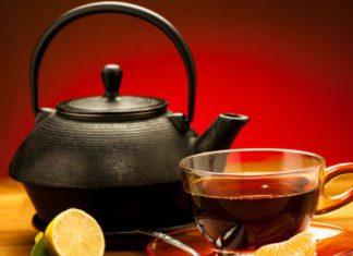 ¿Cómo se elabora el té negro?