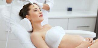 Tratamientos de belleza en embarazo